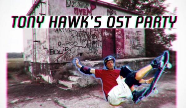 Going. | TONY HAWK'S OST PARTY - Klubokawiarnia Chmury