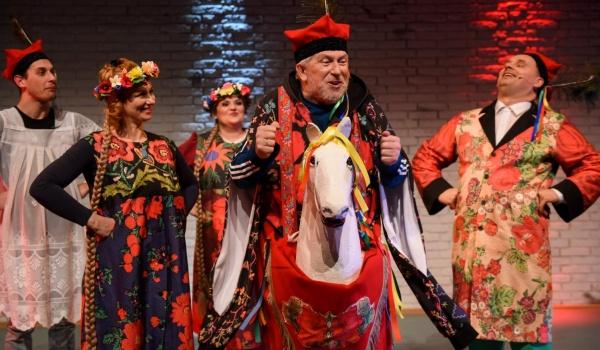 Going. | Zaczarowana Królewna - Teatr Wybrzeże - Scena Malarnia
