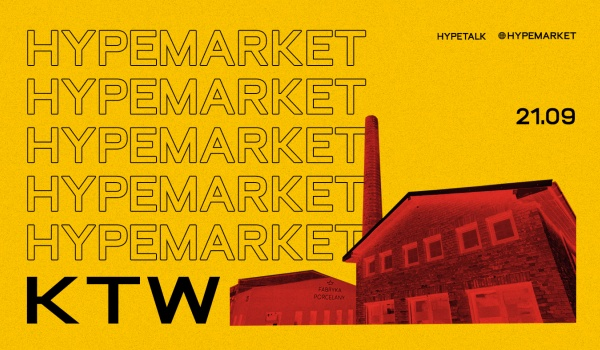 Going. | HYPEMARKET 2019 Katowice - Fabryka Porcelany