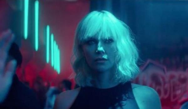 Going.   Atomic Blonde   Wieczne lato: Przygoda - FINA Wałbrzyska 3/5