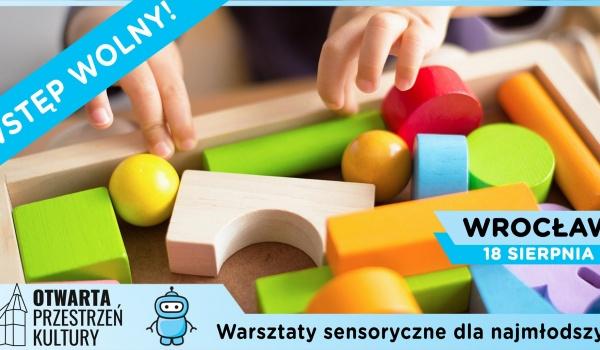 Going. | Warsztaty sensoryczne dla najmłodszych - Otwarta Przestrzeń Kultury