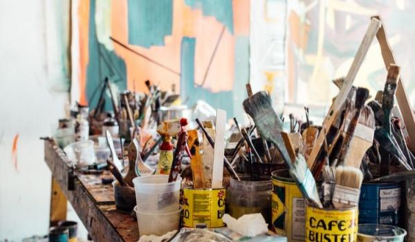 Going. | Warsztaty plastyczne Koła GRAFO - Estrada Rzeszowska
