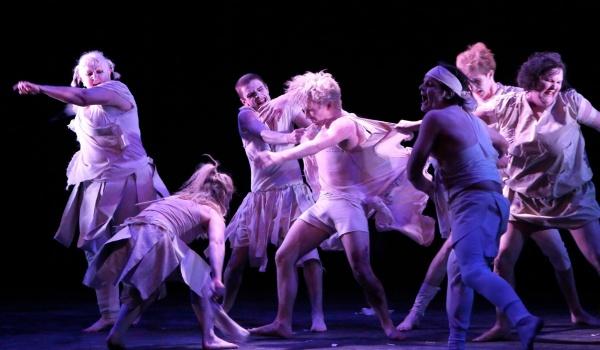 Going.   Monochrome- The Lieder Theatre Company - Staromiejskie Centrum Kultury Młodzieży