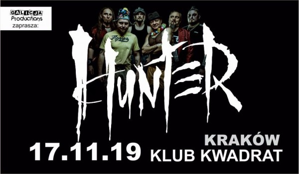 Going. | Hunter - Klub Kwadrat