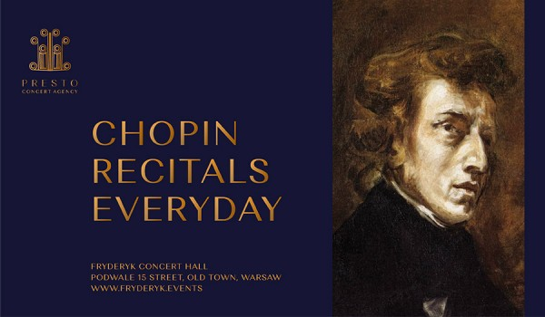 Going. | Koncert Chopinowski w Sali Koncertowej Fryderyk - Sala Koncertowa Fryderyk