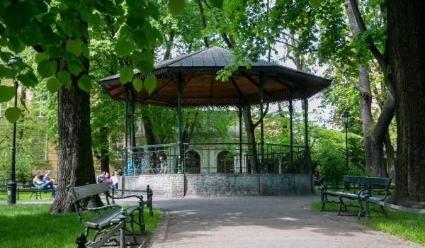 Going. | Koncerty Promenadowe: koncert piosenki francuskiej - Śródmiejski Ośrodek Kultury w Krakowie