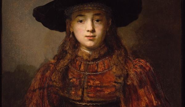 Going.   36 x Rembrandt - Zamek Królewski