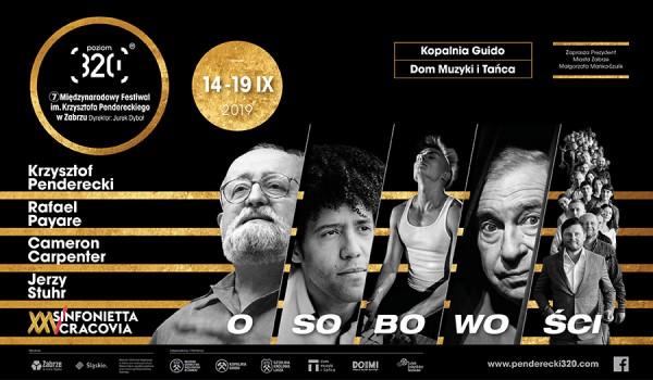 Going. | VII Międzynarodowy Festiwal im. Krzysztofa Pendereckiego w Zabrzu - Dom Muzyki i Tańca w Zabrzu
