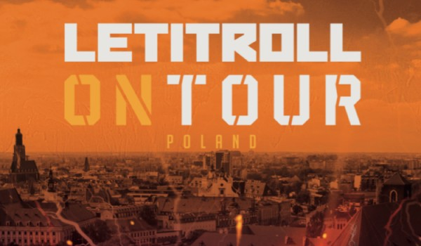 Going. | Let It Roll On Tour Poland - Sala Wielofunkcyjna - Hala Stulecia