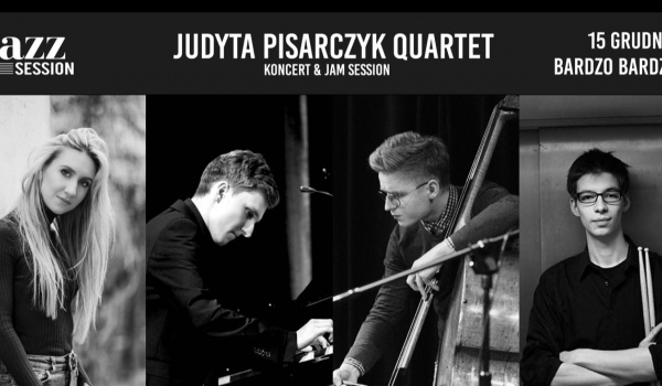 Going. | Jazz Session #70 | Judyta Pisarczyk Quartet - BARdzo bardzo