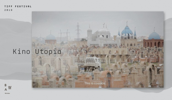 Going. | Kino Utopia. TIFF Festival 2019 // Światy - TIFF Festival
