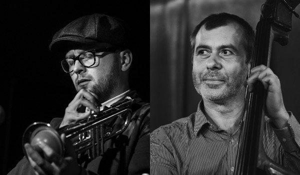 Going. | Dąbrowski / Pulcyn Duo new album pre-release - 12on14 Jazz Club