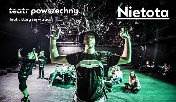 Going. | Nietota - live VR - Teatr Powszechny - mała scena