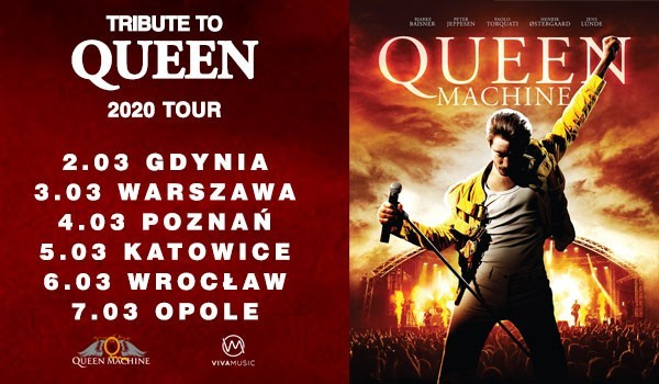 Going. | Queen Machine | Opole - Stegu Arena