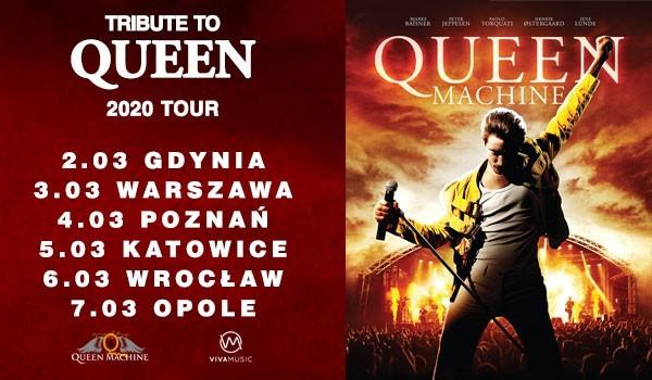 Going. | Queen Machine | Katowice - MCK