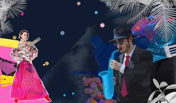 Going. | Jazz Art Fashion Festival VI edycja - Walcownia Muzeum