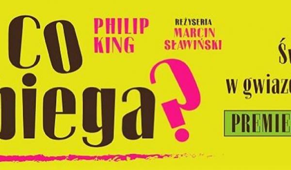 Going. | O co biega? – Teatr Capitol - Filharmonia Podkarpacka