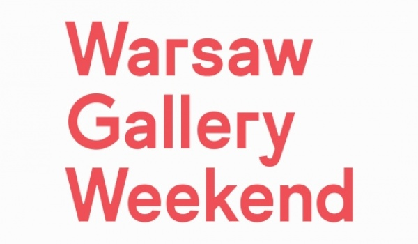 Going. | Warsaw Gallery Weekend 2019 - Warsaw, Poland