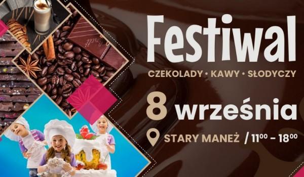 Going.   Festiwal Kawy Czekolady i Słodyczy - Stary Maneż