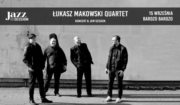 Going. | Jazz Session #57 | Łukasz Makowski Quartet - BARdzo bardzo