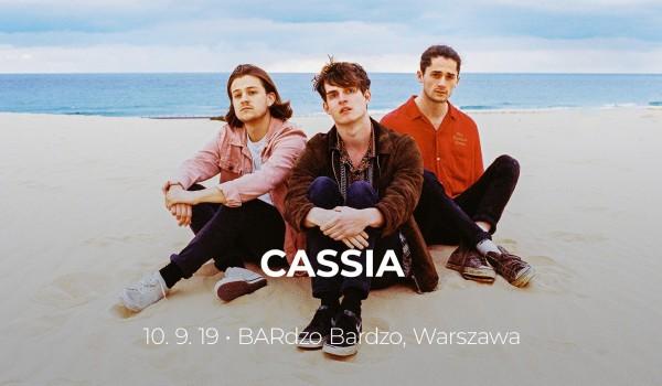 Going. | Cassia - BARdzo bardzo