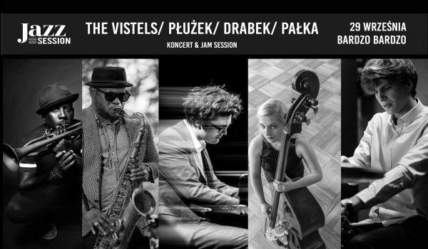 Going. | Jazz Session #59 | The Vistels/ Płużek/ Drabek/ Pałka - BARdzo bardzo