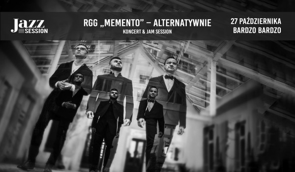 "Going. | Jazz Session #63 | RGG ""Memento"" – Alternatywnie - BARdzo bardzo"