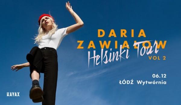 Going. | Daria Zawiałow - Klub Wytwórnia