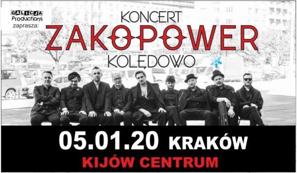 Going. | Zakopower Kolędowo - Kijów Centrum al. Krasińskiego 34