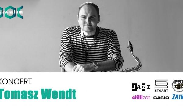 Going. | Tomasz Wendt | Jazz w Akwarium - Akwarium - Skwer Hoovera