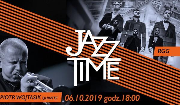 Going. | Jazz Time // RGG / Piotr Wojtasik Quintet - Wrocławski Klub Formaty