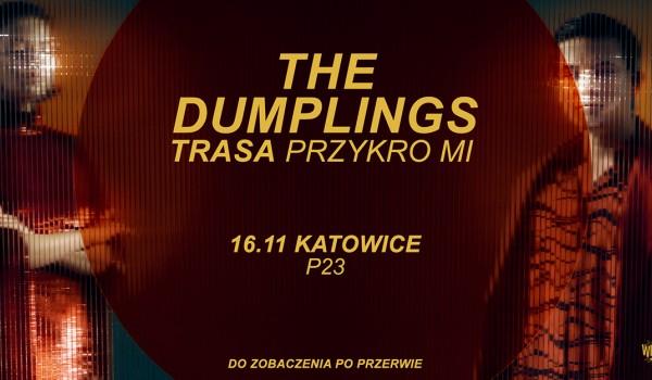 Going. | The Dumplings | Trasa Przykro Mi - P23