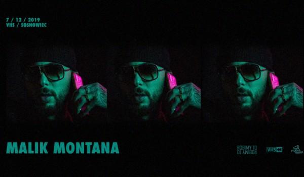 Going.   Malik Montana w Sosnowcu! - VHS
