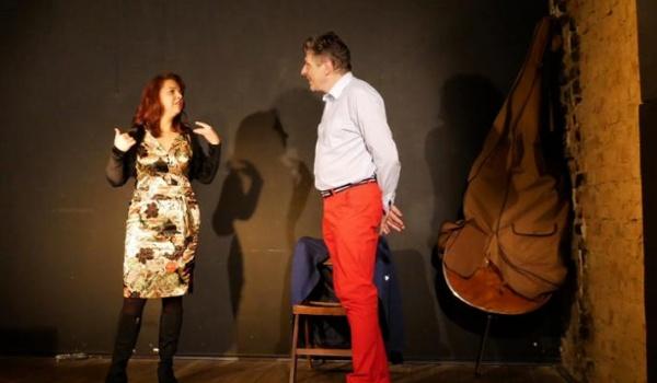 Going. | Czułe Struny, Czyli Białe Tango - Mój Teatr