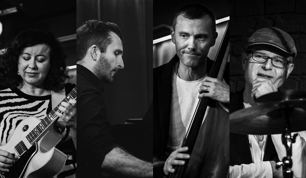 Going. | Steamin' up: Krzysia Górniak Quartet - 12on14 Jazz Club