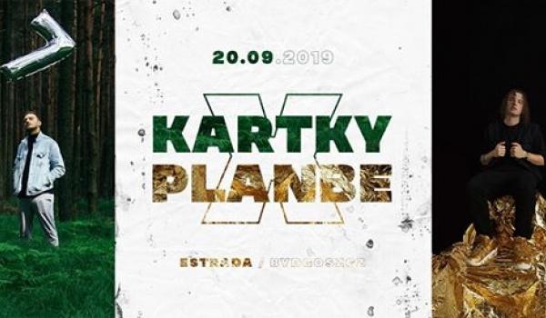 Going.   Kartky / PlanBe - Estrada Stagebar