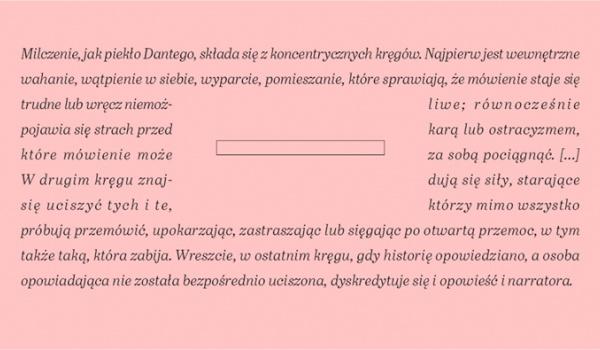 Going. | Patrycja Cichosz / Kasandry - Mleczny Piotr - WL-4