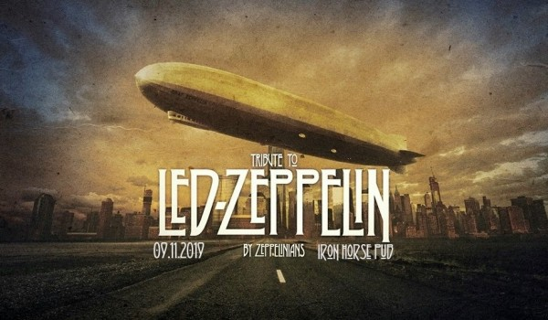 Going. | Tribute to Led Zeppelin w Iron Horse Pub Łódź - Iron Horse Pub Łódź