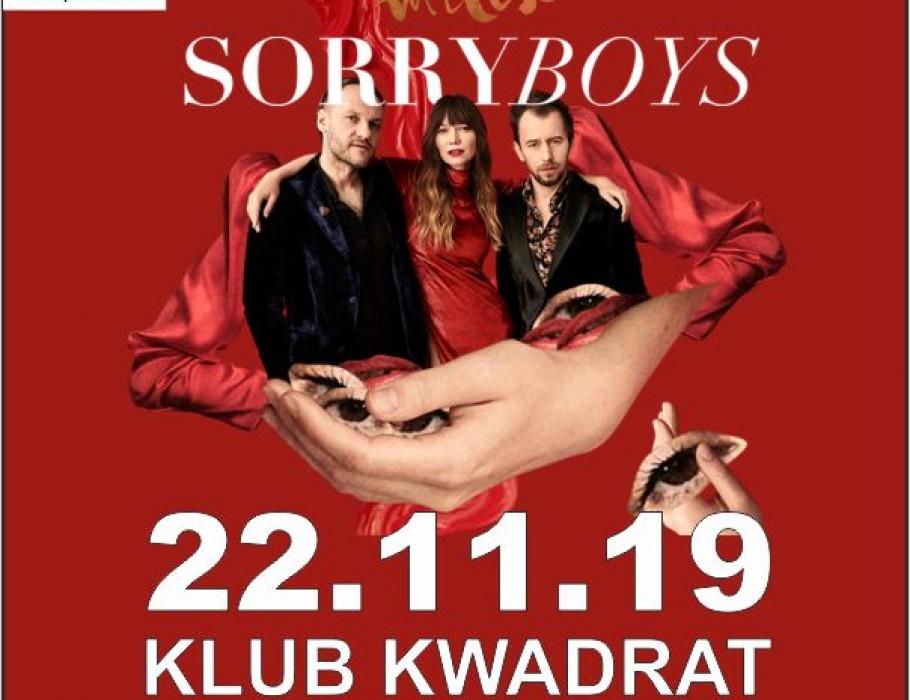 SORRY BOYS | Trasa Miłość 2019 | Kraków