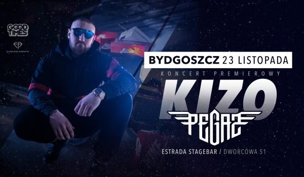Going. | KIZO - Pegaz Tour / Bydgoszcz - Estrada Stagebar