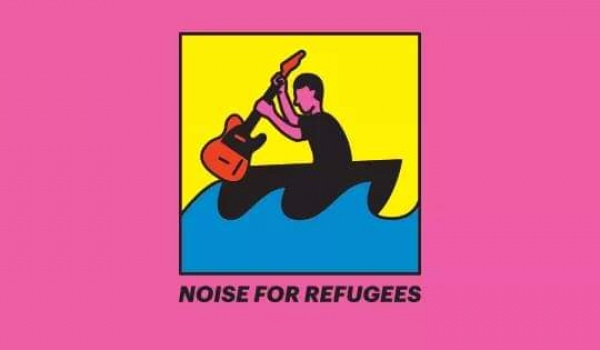 Going. | Noise For Refugees : Agus / Cozy Moss / El Cztery - Klubokawiarnia Chmury