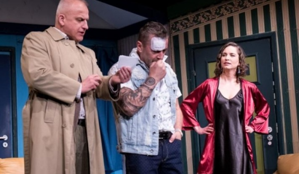 Going.   Mayday - Teatr Polski
