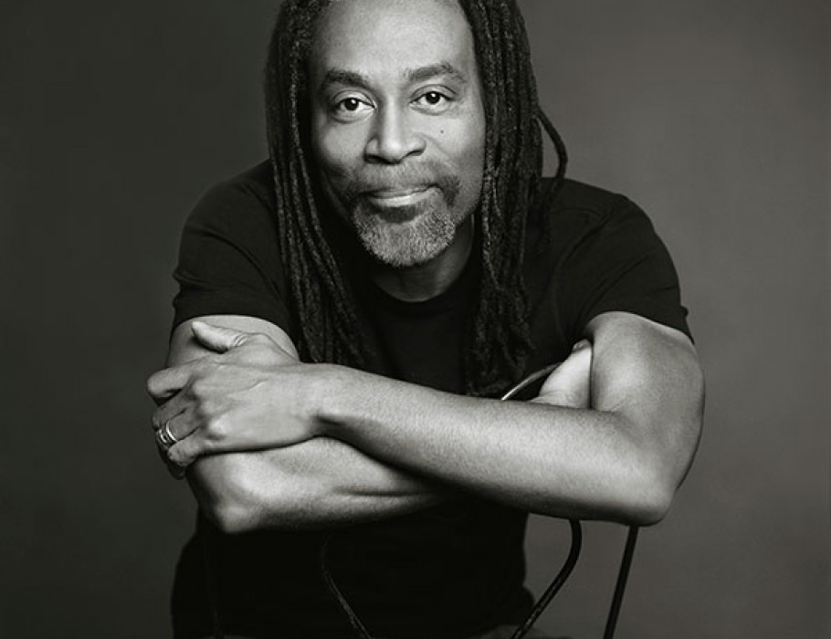 Bobby McFerrin with Gil Goldstein, David Mansfield, Jeff Carney