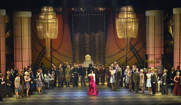 Going. | Księżniczka czardasza - Opera Nova