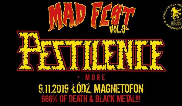 Going. | Mad Fest Vol. 3 | Łódź - Magnetofon