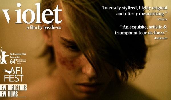 Going.   Slow Cinema, czyli pomału w Światowidzie: Violet, reż. Bas Devos - Kino Światowid