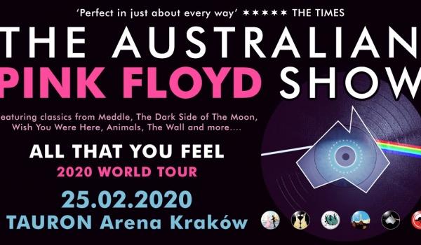 Going. | The Australian Pink Floyd Show | Kraków - TAURON Arena Kraków