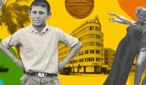 Going. | Gdynia - Tel Awiw - Muzeum Historii Żydów Polskich POLIN