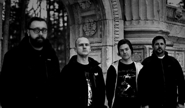 Going. | Tomb Mold, Ritual Necromancy, Of Feather and Bone | Wrocław - D.K. Luksus