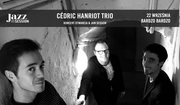 Going. | Jazz Session #58 | Cedric Hanriot Trio - BARdzo bardzo